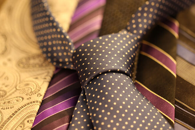 Men's Ties: Fashion Tips For the Dapper Gent