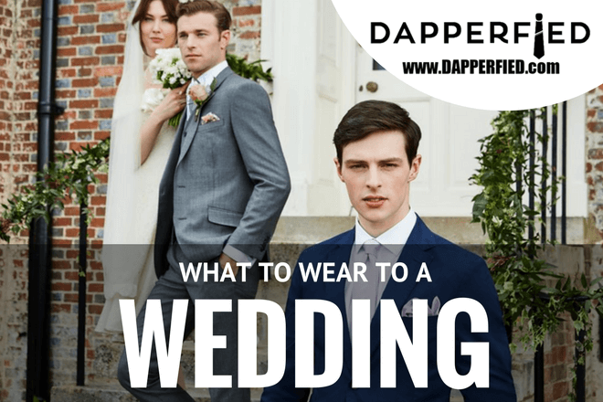 What to Wear to a Wedding: Tips & Advice with T.M.Lewin
